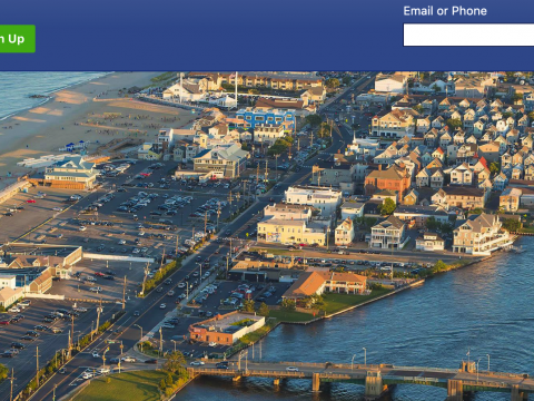 Sea Bright NJ facebook page, political censored biased